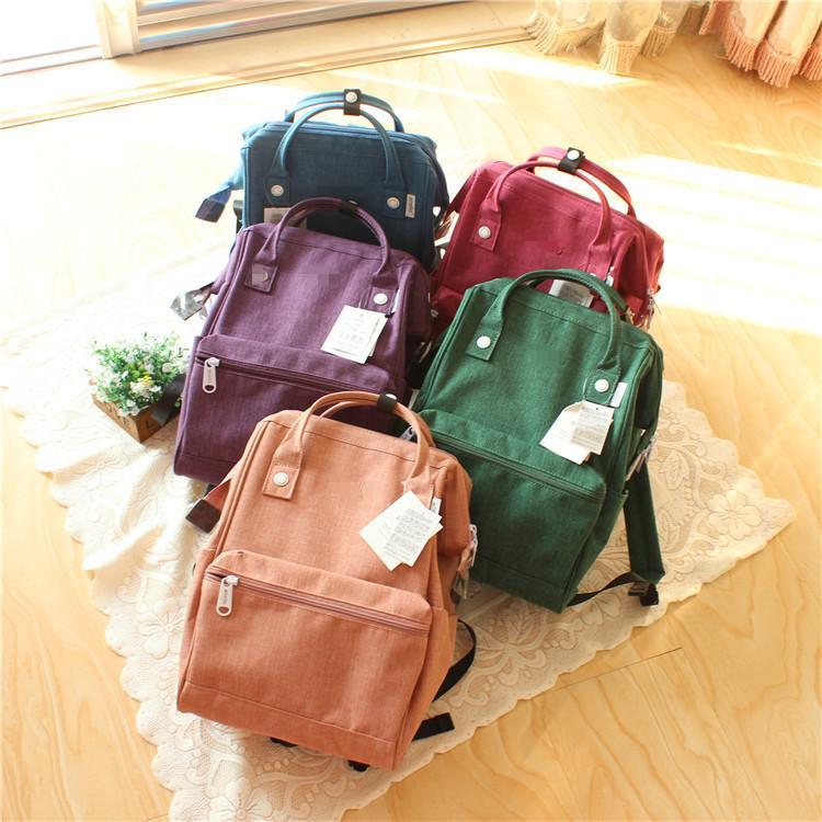 Япония мужской и женщины сумка твердый ребенок рюкзак пакет отцовство большой мощность ученик портфель путешествие пакет волна