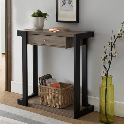 American porch table modern minimalist pongata supplied table set porch cabinet shelf wall side case reverted wall narrow table