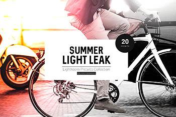 夏日风格风景lightroom滤镜lightroom预设下载