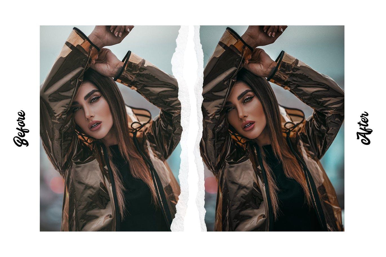 博主必备的生活&旅行照片调色滤镜LR预设v3 Influencer & Blogger Vol. 3设计素材模板
