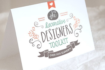 插图装饰设计师The Decorative Designers Toolkit