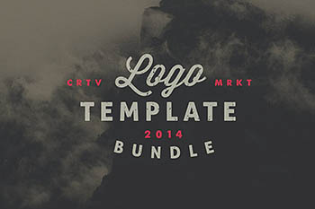 设计logo素材模板 Logo Template Bundle