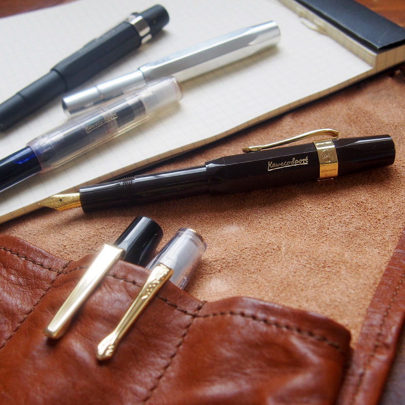 Kaweco Sport Octagonal Clip Gold or Silver