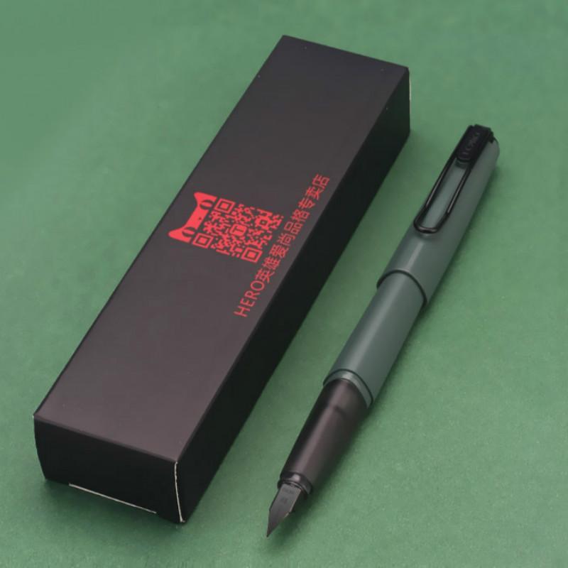 送12墨囊!英雄钢笔高端礼盒装