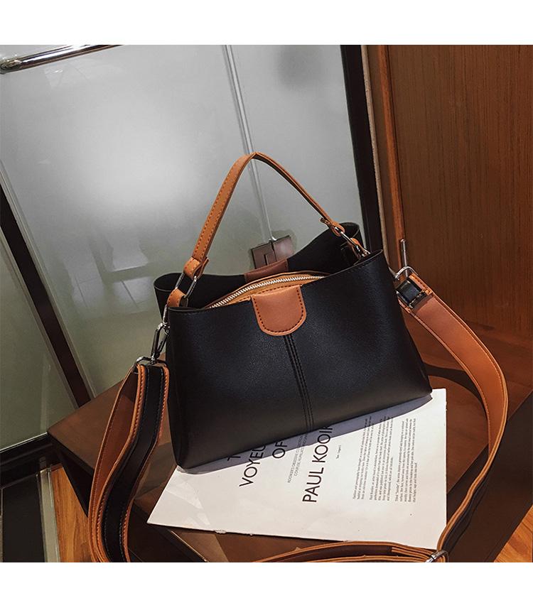 PU Fashion  Shoulder bag  (green) NHXC0916-green