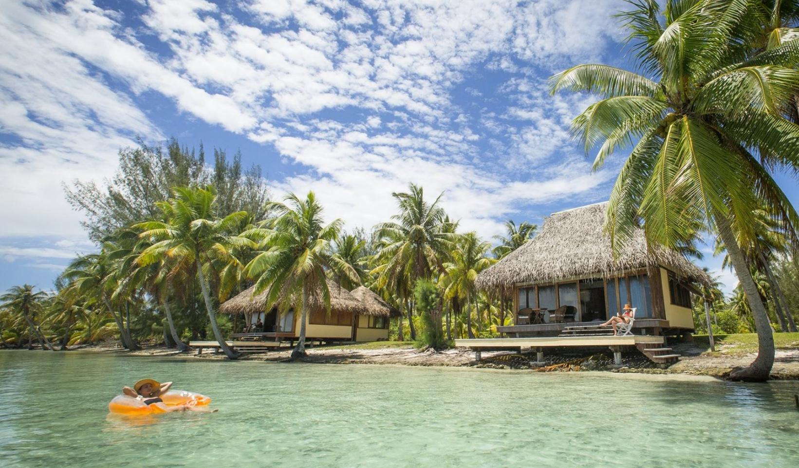全球最贵海岛每年只接待6000