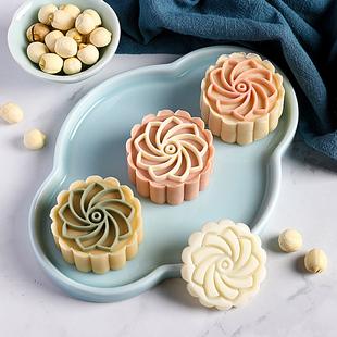 【新手小白的福音】家用绿豆糕月饼模具