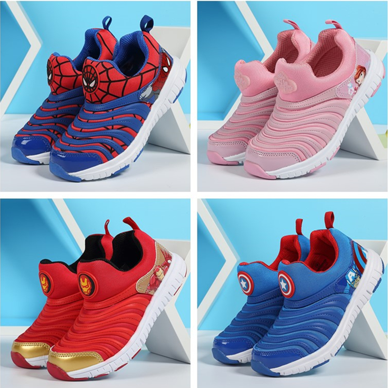 11b73900c0e87 Spring and autumn breathable Caterpillar children s shoes mesh boys and  girls children s sports shoes mesh shoes · Zoom · lightbox moreview ...