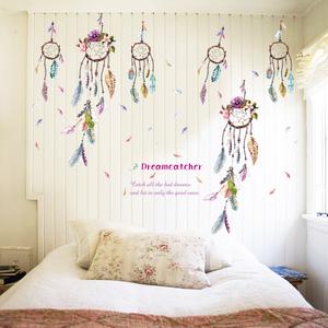 个性创意温馨自粘墙贴纸壁纸