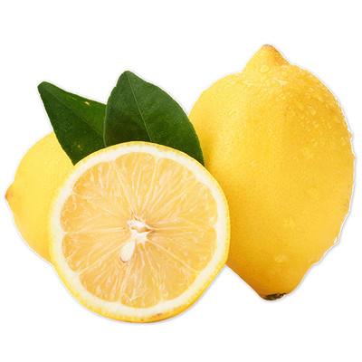 【叶本叶】新鲜柠檬800g10个左右