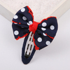 Children's hairpin girls hairpin child girl hair accessories bow cute Korean version of the tide headdress clip Liu seaside clip