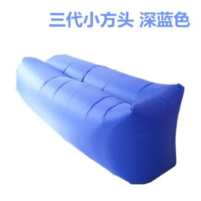 Темно голубой Квадратная глава стиль