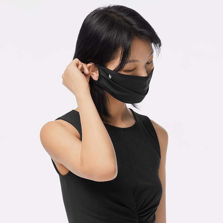 BENEUNDER护眼角防晒口罩女防紫外线面罩全脸罩透气立体小脸冰丝