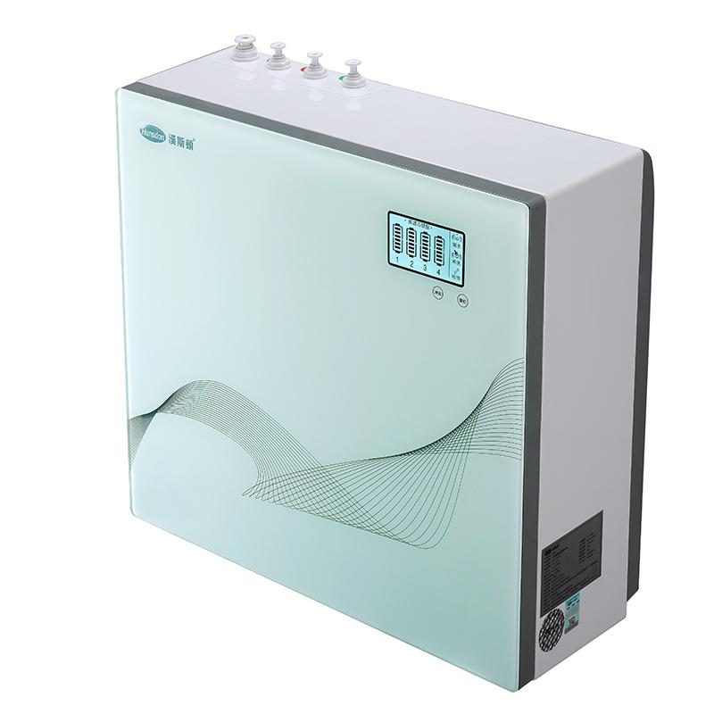 汉斯顿净水器家用厨房直饮自来水过滤ro反渗透纯水机十大品牌1601