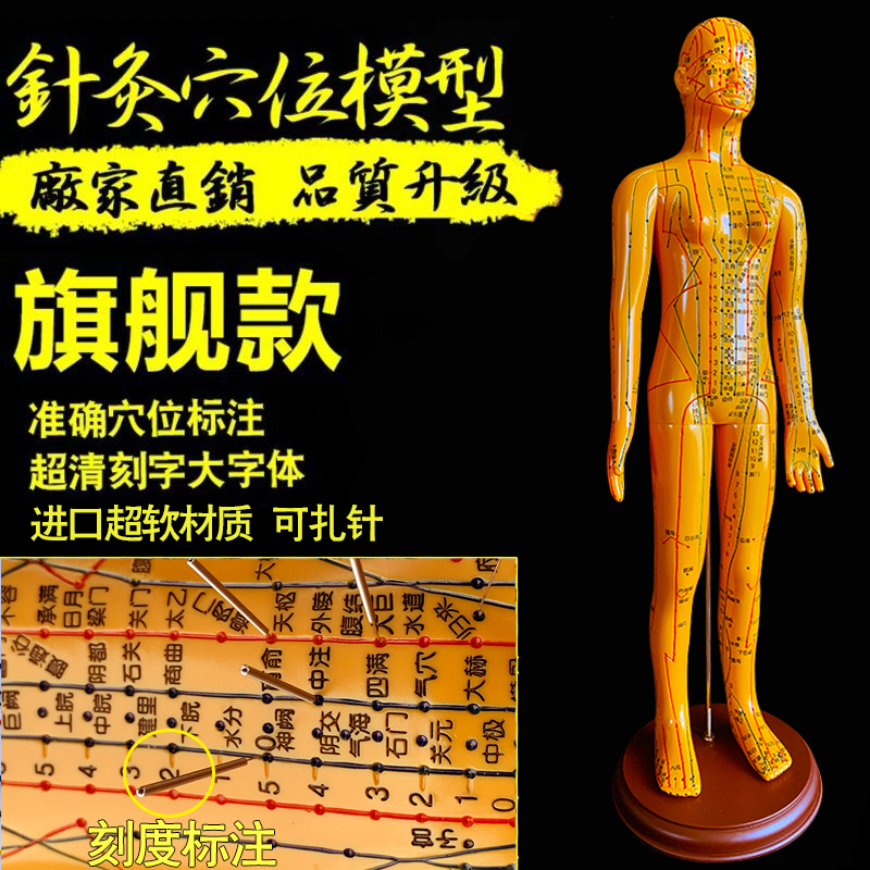 Bronze Female Soft Mold (digital Positioning) 50cm Flagship Oversized Characters Can Be Pinned