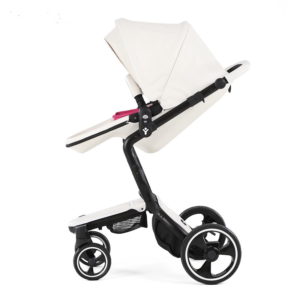 Четырёхколёсная коляска Foofoo  Baby Stroller