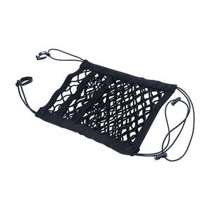 车载汽车内防护网兜弹力多功能座椅收纳网储物袋置物用品必备神器