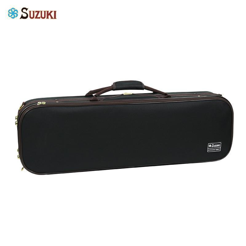 Футляр Сузуки, импортируемых из Японии высококачественный Сузуки коробка скрипку 4-4 легкий водонепроницаемый и противоударный, может быть пакет обратно на скрипке
