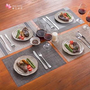 家用防水餐垫隔热垫餐桌西餐垫