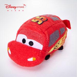 迪士尼 赛车总动员3毛绒玩具玩偶公仔TSUMTSUM松松迷你版