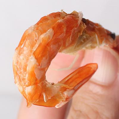 船家乐烤虾干虾烤对虾干海鲜干货即食特产休闲零食100克