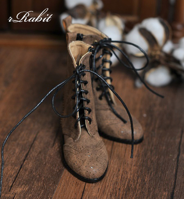 taobao agent Retro boots 3 points 4 points giant baby 6 points iMda3.0BJD doll POPO68 young children 13 males 17 males RHL003