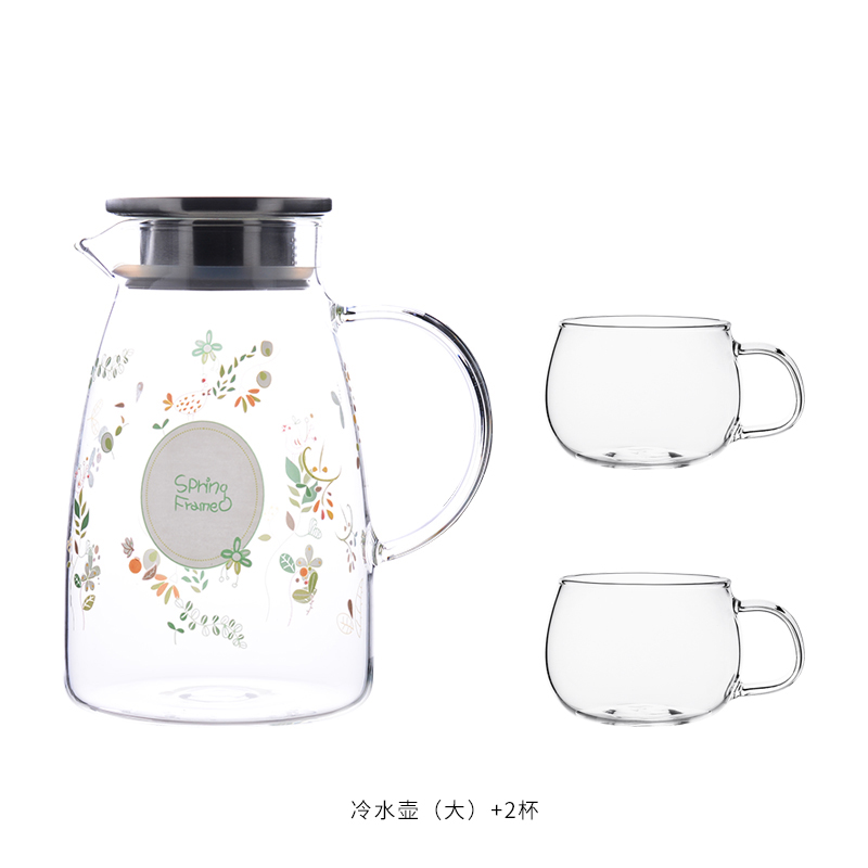 LARGE MUFENG KETTLE 2L+2* LARGE CUP