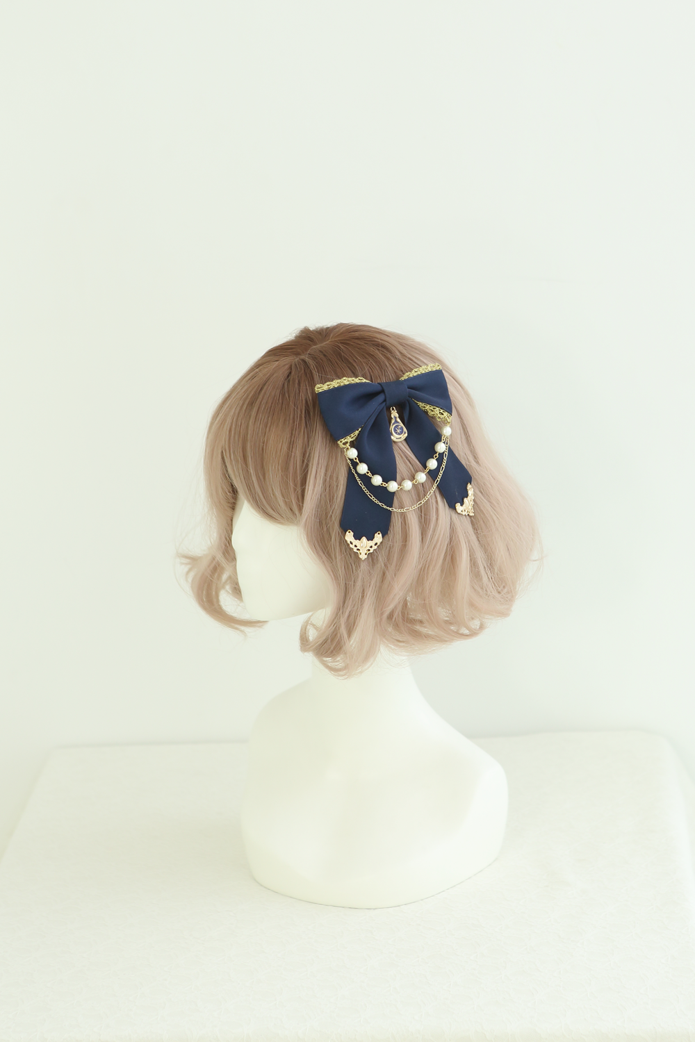 TaobaoRing 【HONEYHONEY】 Astrology cat small objects fall page KC / BB / side clip / belt / bowknot - Taobao