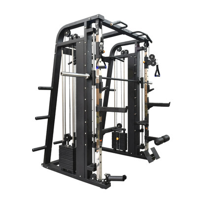 Gym gantry opener multi-function Smith free deep lying into the machine
