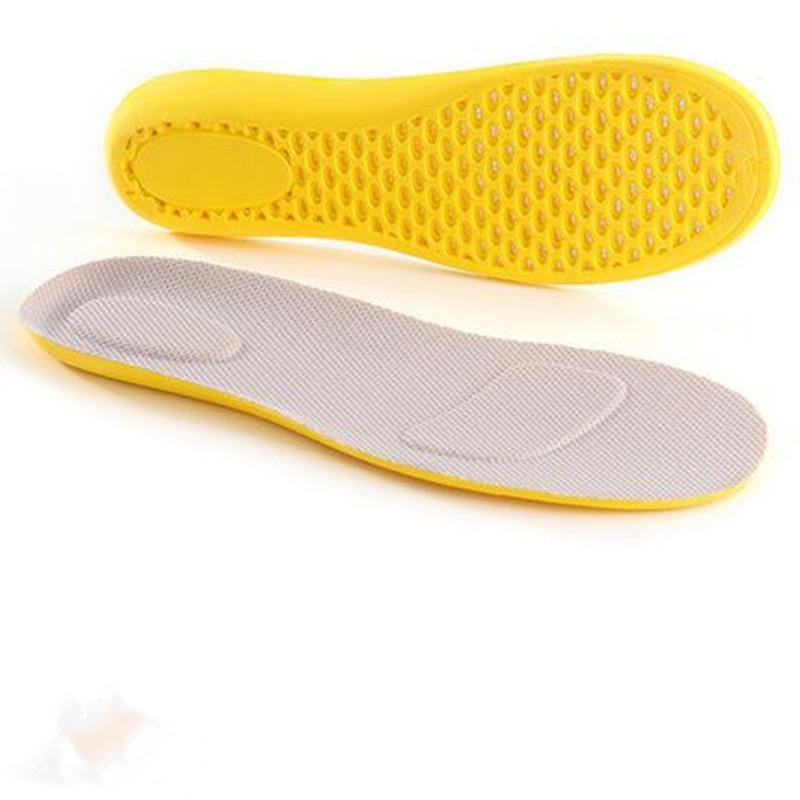 2双运动鞋垫全垫男女透气防臭吸汗