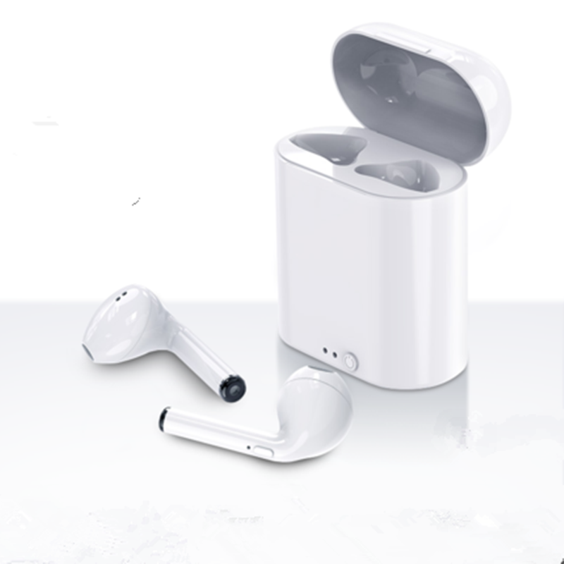 真无线双耳蓝牙耳机运动适用于小米oppo华为vivo安卓iPhone通用微小单耳挂耳式7隐形8入耳马卡龙男女生款可爱