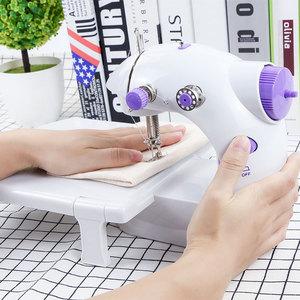 电动迷你小缝纫机家用多功能持缝衣机