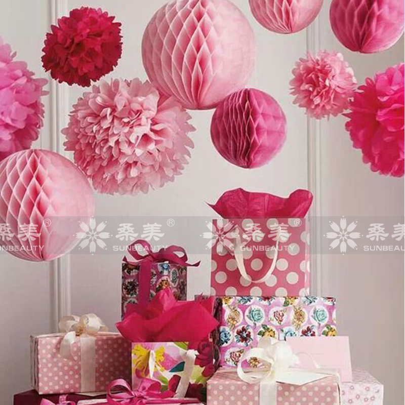 Usd 483 20cm honeycomb ball paper pull flower mall activities 20cm honeycomb ball paper pull flower mall activities creative window ornaments national day decorations birthday party mightylinksfo