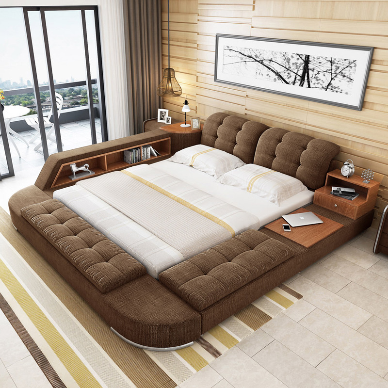 Modern low bed Height Low Bed Modern Simple Zoom Lightbox Moreview Lightbox Moreview Lightbox Moreview Chinahaocom Usd 62018 Bed Cloth Bed Fabric Bed Double Bed Tatami Bed Low