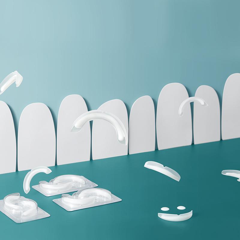 Oracleen愛芽3D美白修復牙膜套裝美牙白儀議牙托去黃牙漬煙漬神器