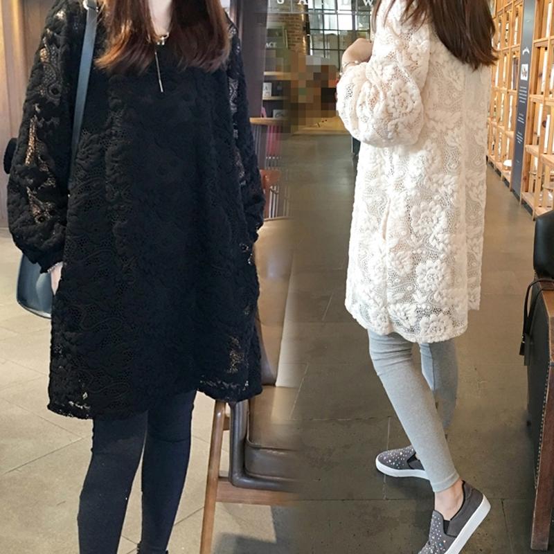2020 Mẫu sản phẩm dành cho bà bầu mùa xuân Hàn Quốc - Áo thai sản