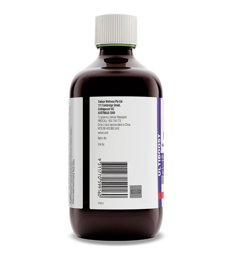 澳洲进口swisse补铁口服液500ml 改善贫血补齐血 超级食品 第8张