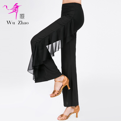 Adult women's Latin dance practice pants