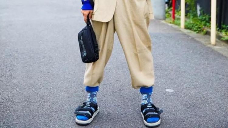 运动凉鞋搭配,潮爆整个夏天12