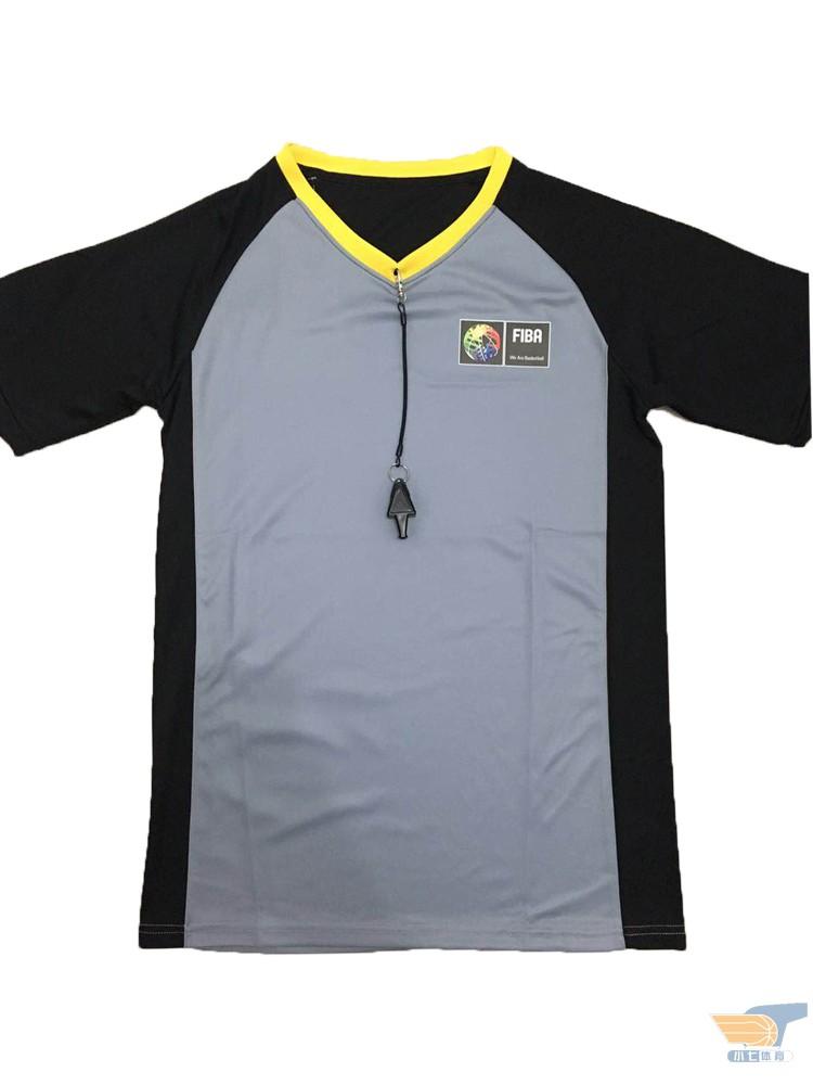 b25e725ea New FIBA NBA basketball referee clothing suit Referee clothing shirt ...
