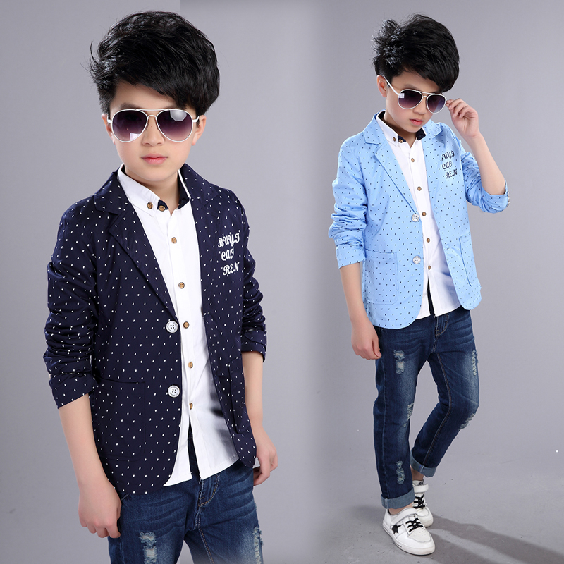 dce4c6c3 2018 boys spring and summer casual suits children's suits boys fashion  Korean jacket small suit dress shirt