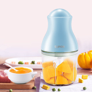 Supor infant baby food supplement machine mini-stick cooking meat grinder mini household juicer mixer