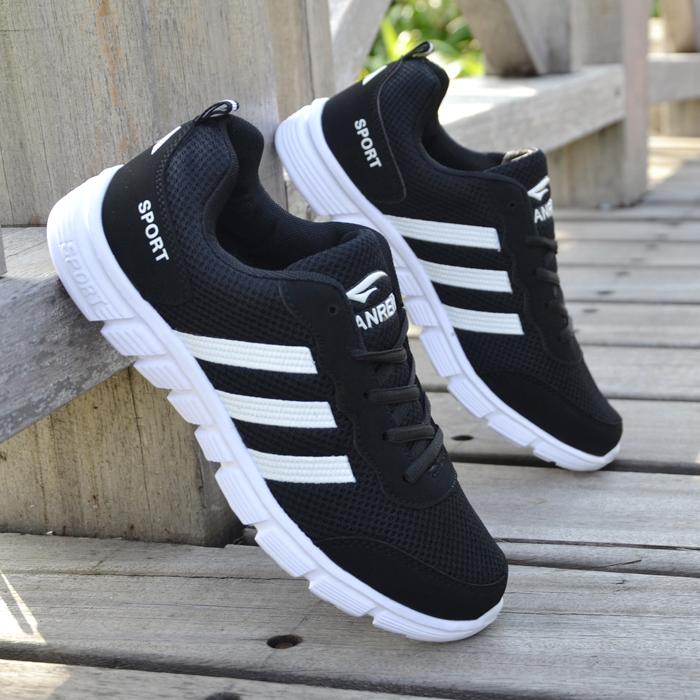 breathable net men's shoes teen shoes