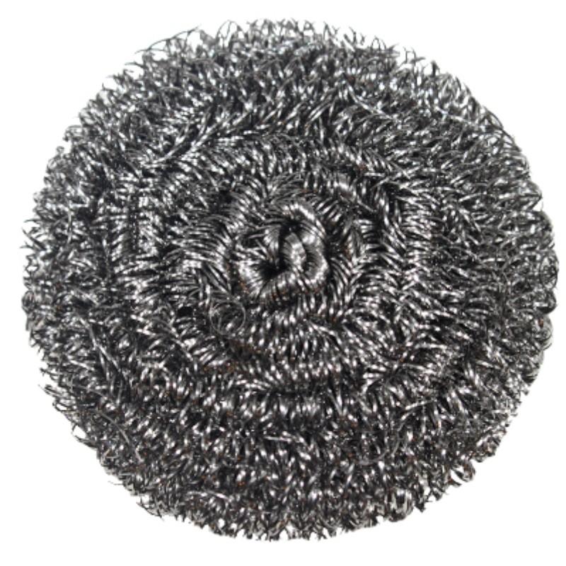联凡钢丝球20个装大号刷锅洗碗清洗球厨房清洁用品不锈钢家用清洁