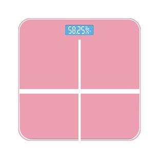 高端家用智能app电子体重秤体脂