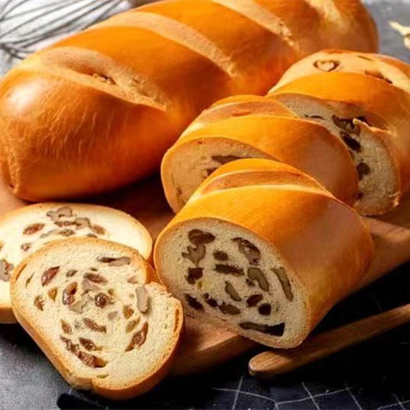 俄罗斯经典大列巴面包新疆果仁坚果营养早餐速食懒人全麦黑麦整箱