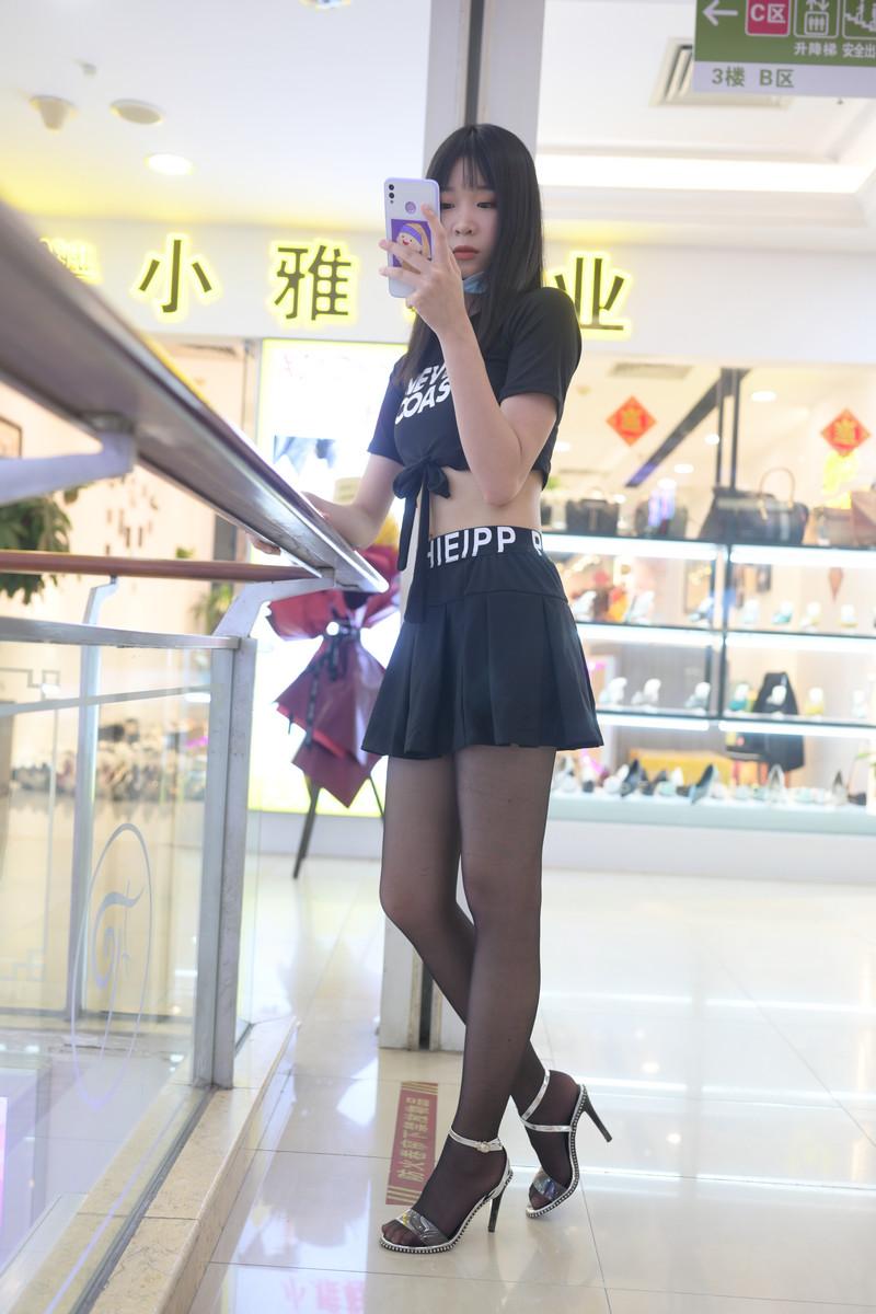 程生街拍短裙亮丝的美女【套图+视频】 66756675  帖子ID:833