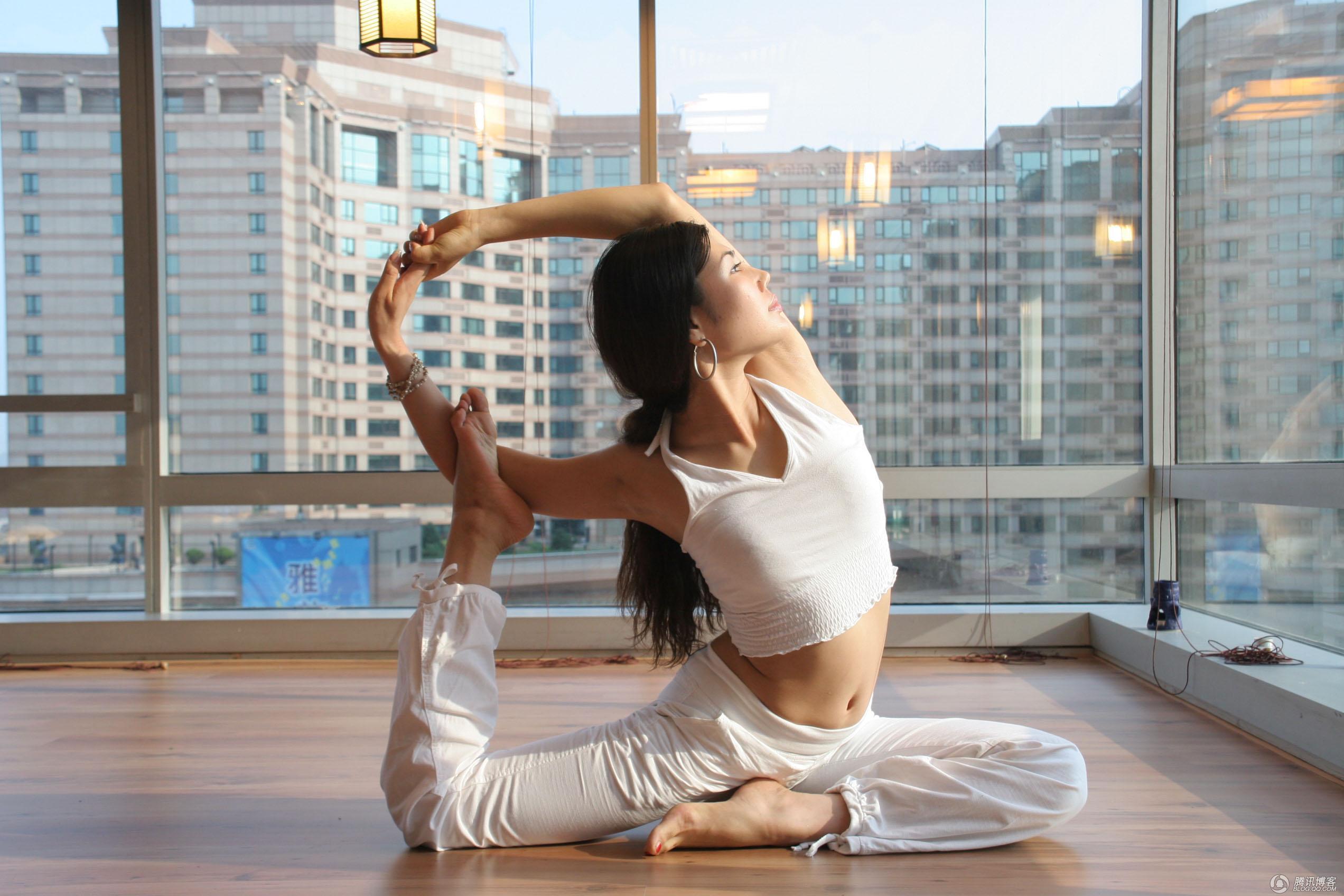练习瑜伽,呼吸要把控