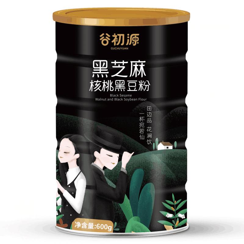 【南京農業大學研制】黑芝麻糊600g