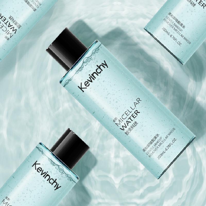 温和养肤无刺激三合一卸妆水